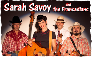 Sarah Savoy and the Francadians