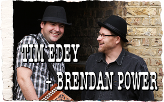 Tim Edey and Brendan Power