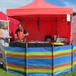 A broad range of on site cuisines