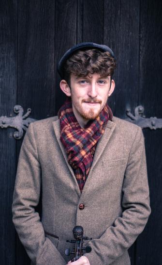 2016 Future of Folk Award - WINNER - Rowan Piggott
