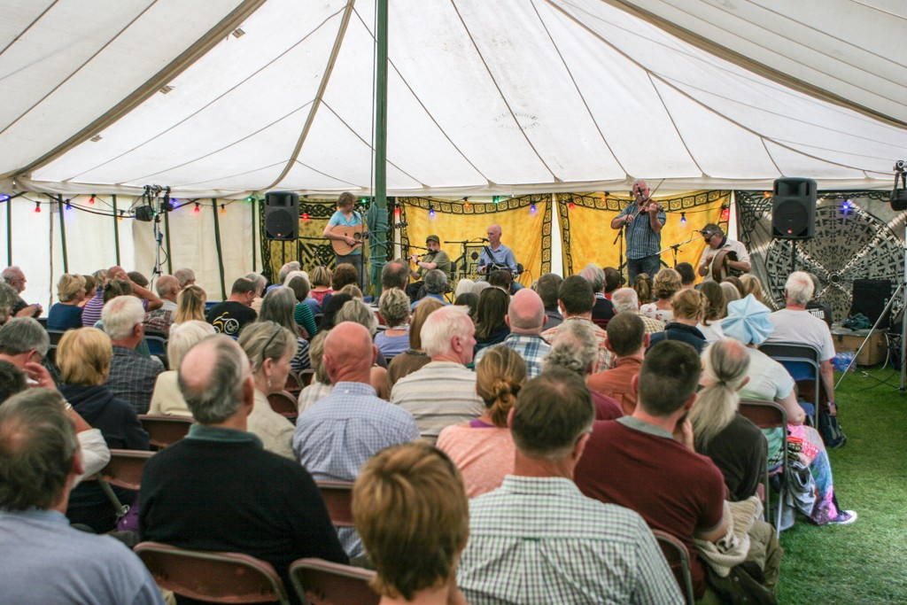 Bromyard Folk Festival September Music Festival