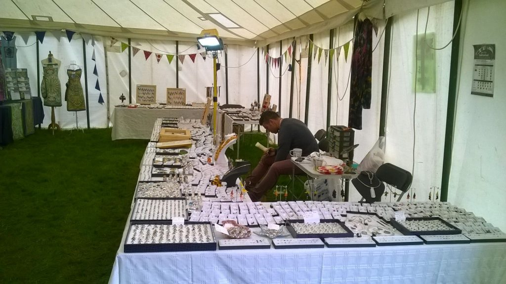 Bromyard Folk Festival Crafts