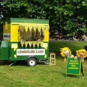 The Lemonade Lady