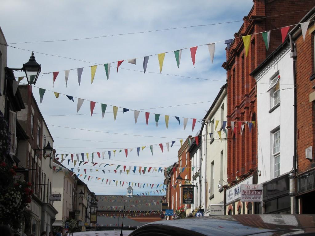 Bromyard Town