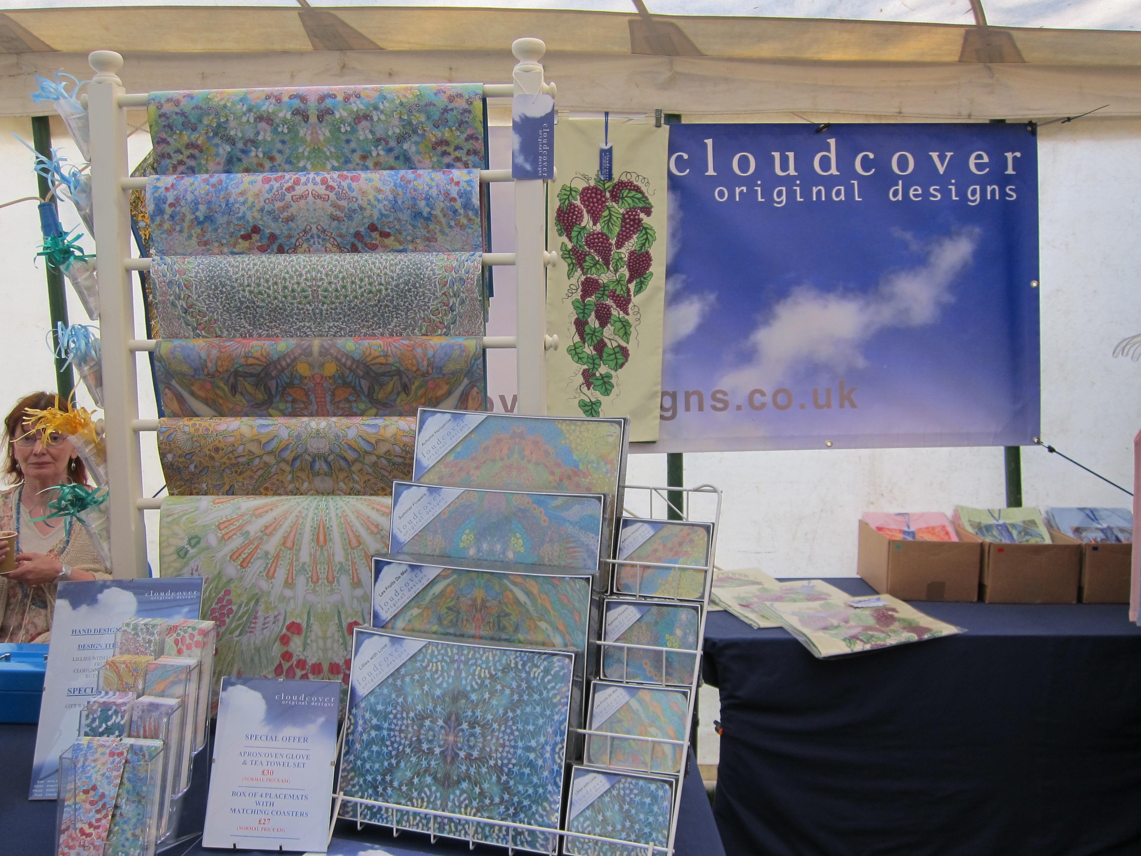Cloud Cover Original Designs