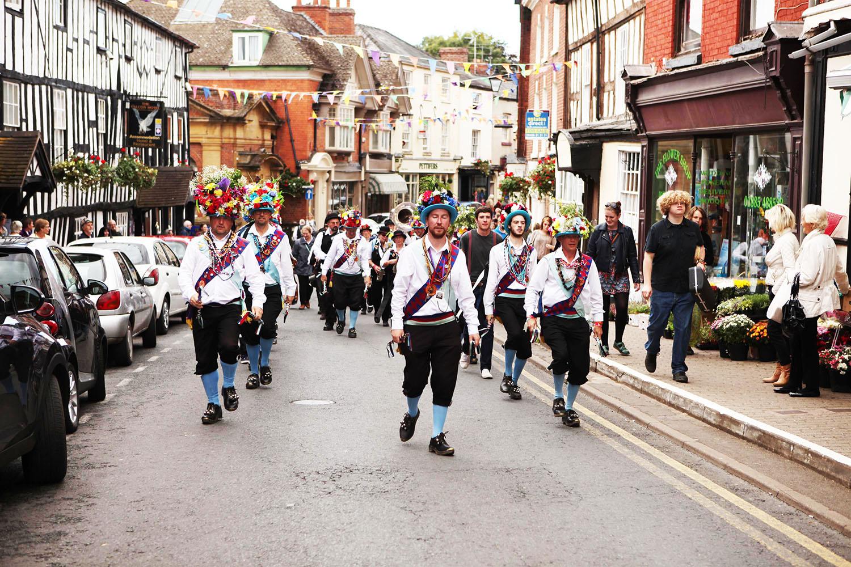 Bromyard Folk Festival 2016