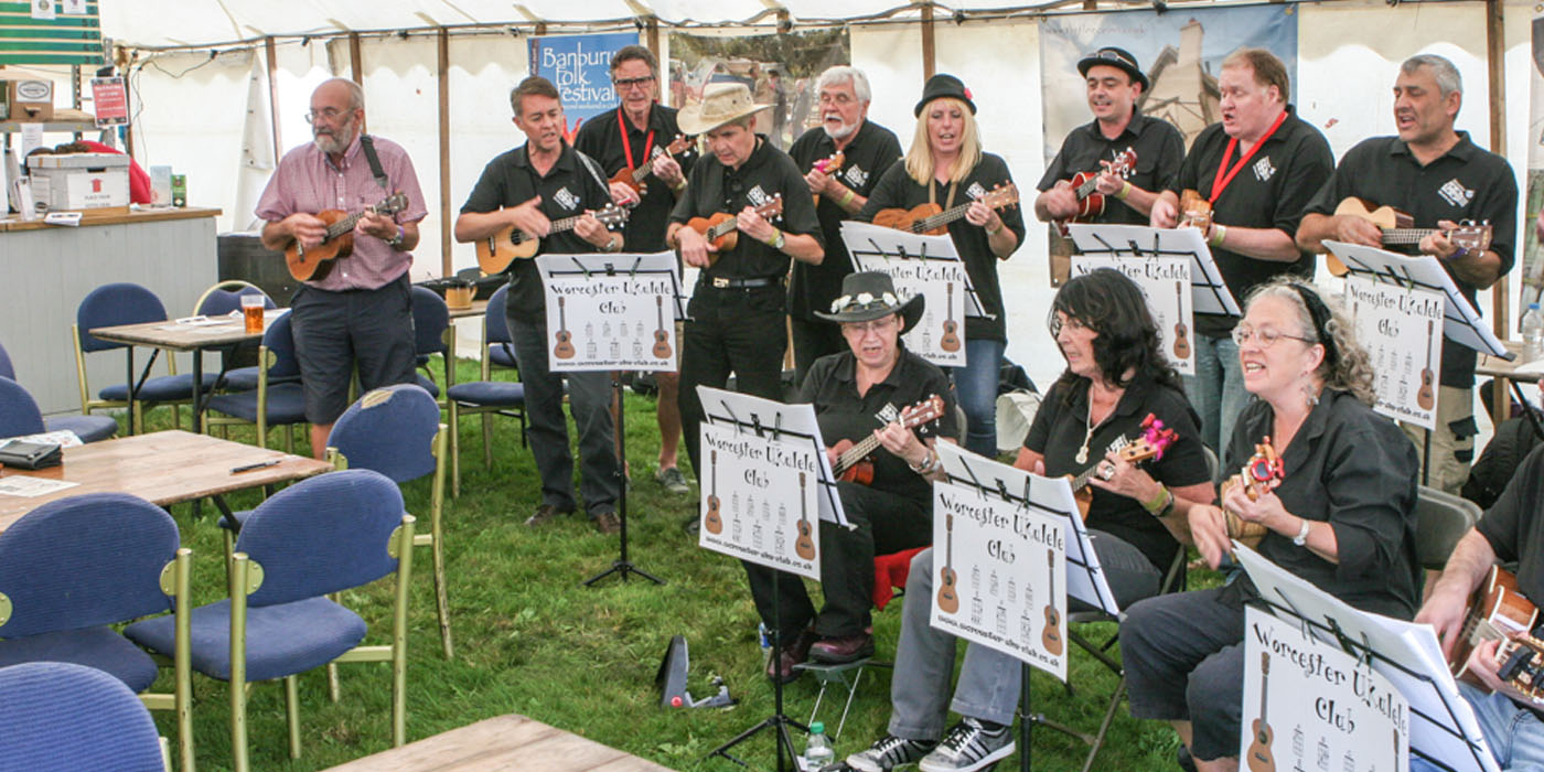 Worcester Ukulele Club