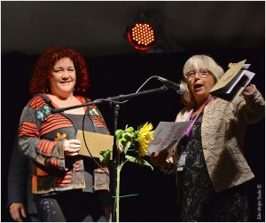 Bromyard Folk Festival Golden Ticket Winner Rosie Robertson