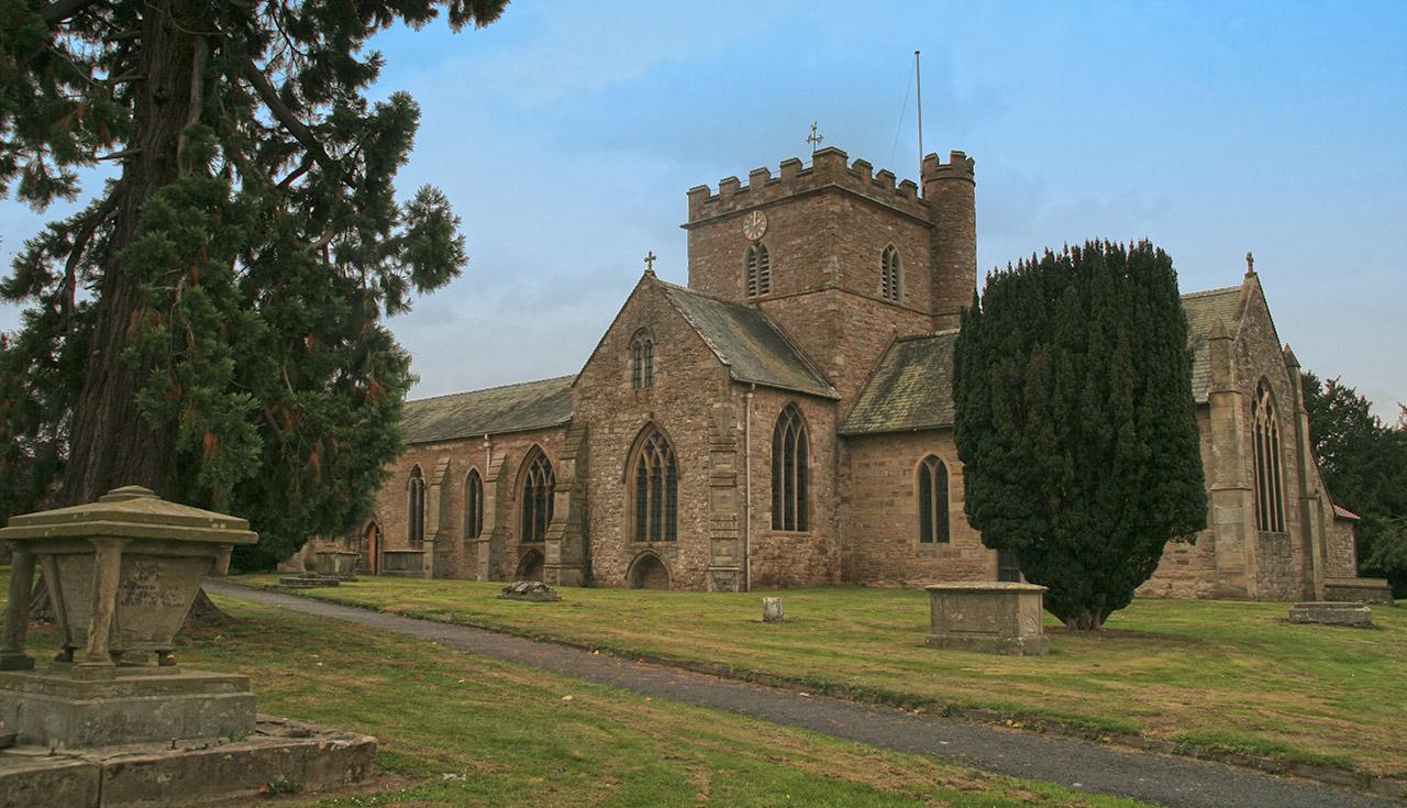 bromyard-church