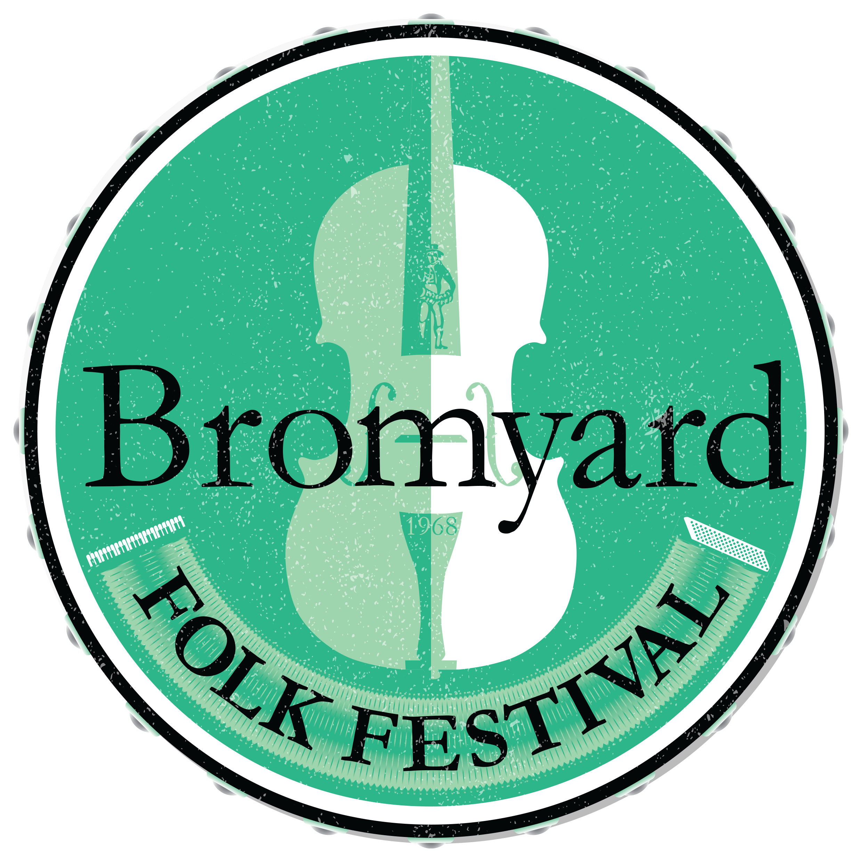 Bromyard Folk Festival logo BFF