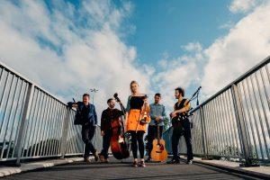 Breabach - Bromyard Folk Festival 2020 Headliner